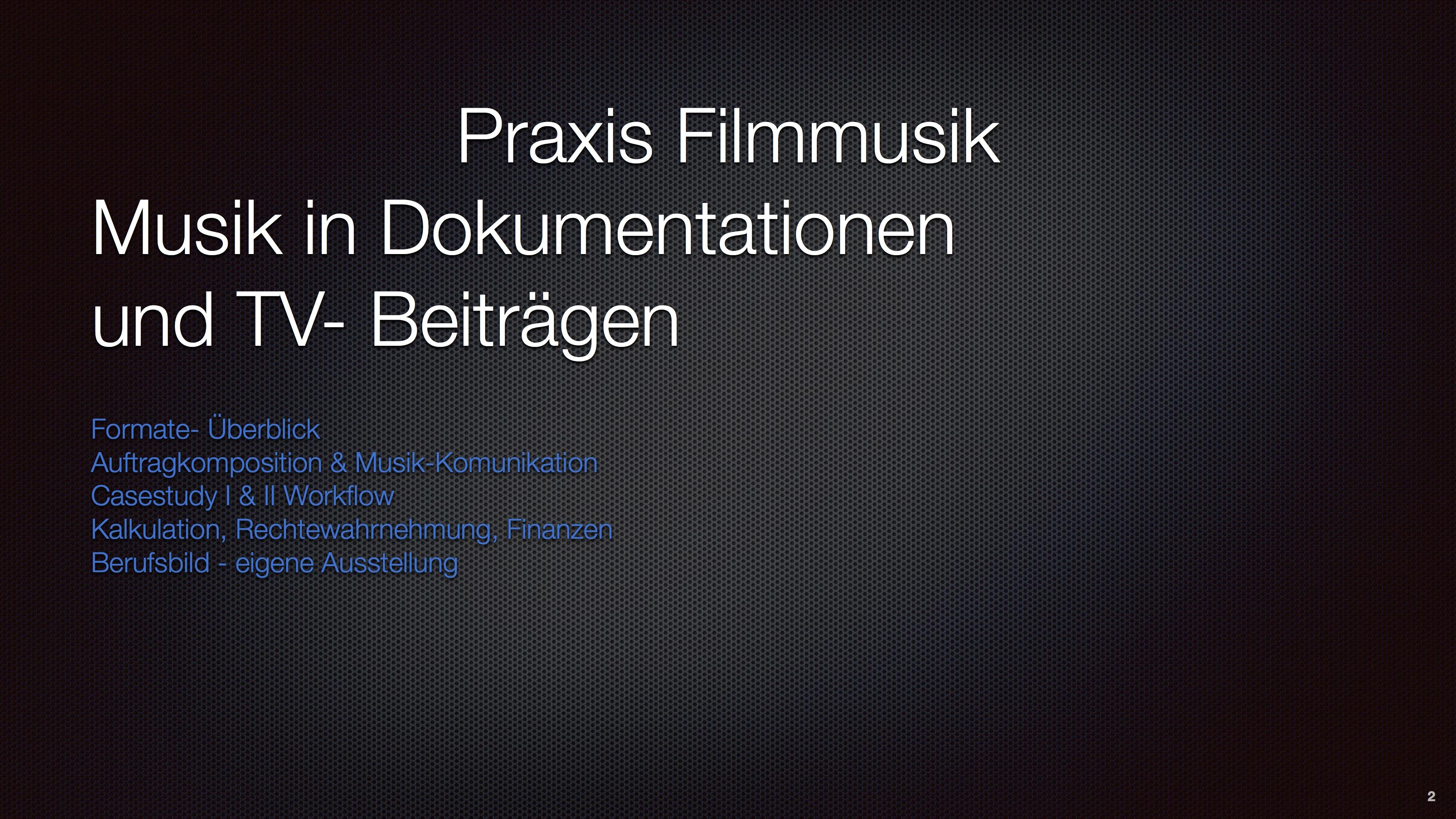 Filmmusik in Dok und Wissen Handout Kopie